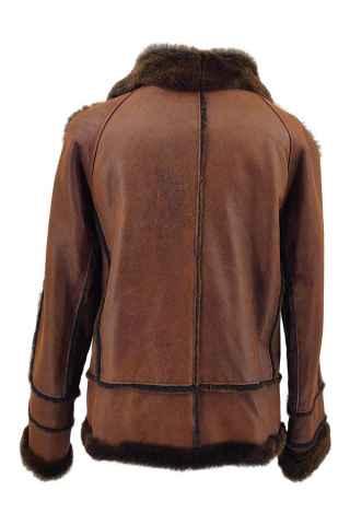 Lederjacke Levinsky Furs 602 Cognac