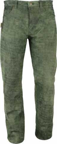 Lederhose Fuente Distressed braun