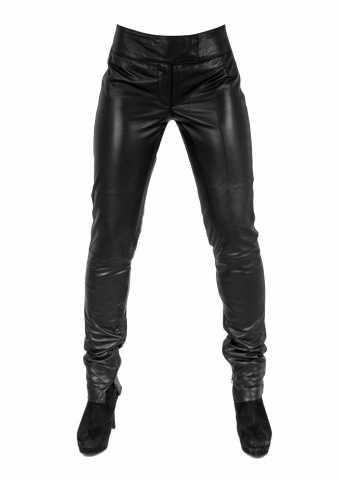 Lederhose Ricano 1339 schwarz