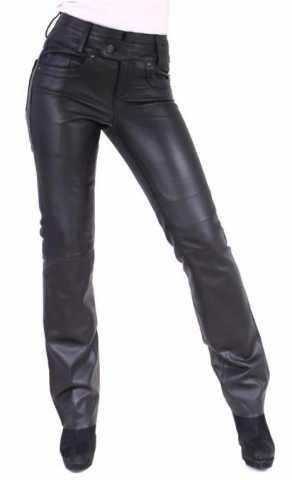 Lederhose Ricano Triston schwarz