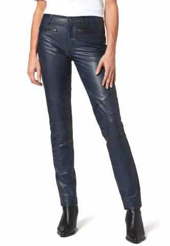 Lederhose Ricano Donna II Navy Blue